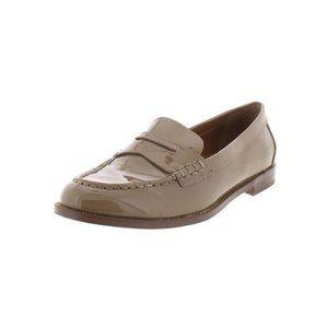 Ralph Lauren Barrett Penny Patent Leather Loafer 6